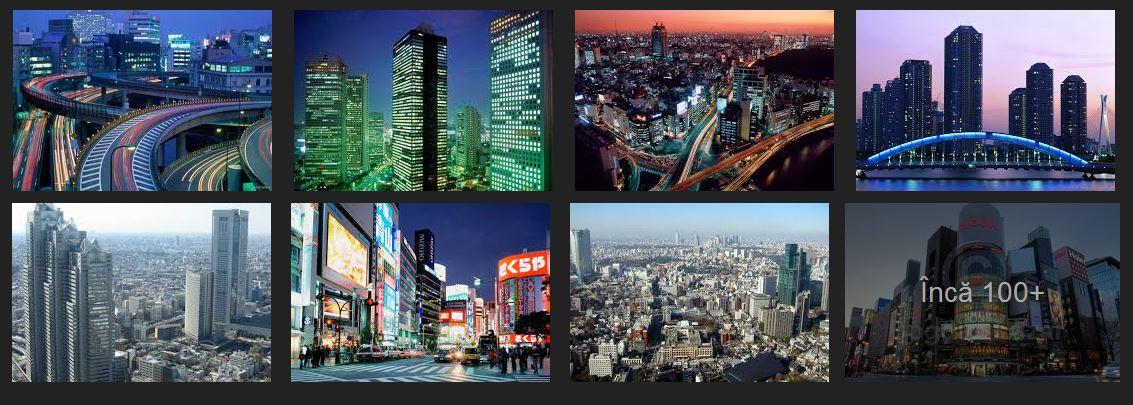 oBIECTIVE TURISTICE TOKYO