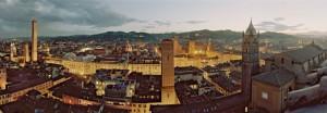 privire panoramica bologna